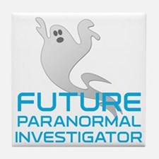 kids_future_shirt Tile Coaster