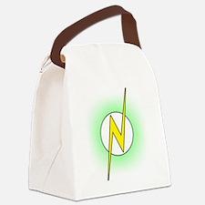 SuperN Canvas Lunch Bag