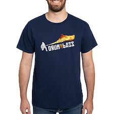 (Flammenwerfer DnB) T-Shirt