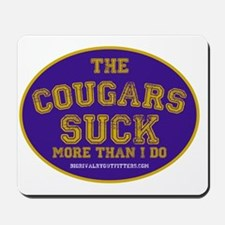 Washington WSU 1 copy Mousepad