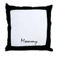belgian lakeanois  property white Throw Pillow