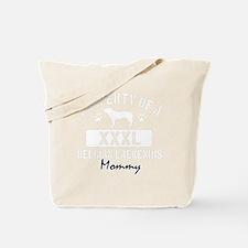 belgian lakeanois  property white Tote Bag