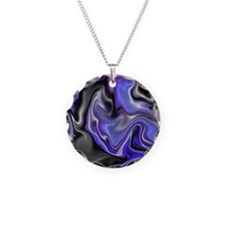 cool abstract art Necklace