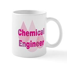 Pink Chemical Engineer Mug