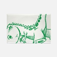 TREX DRAW2 Rectangle Magnet