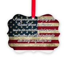 pledge_allegiance Ornament