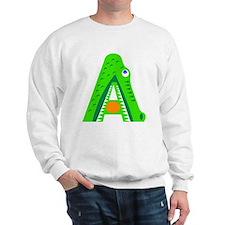 A is for Alligator Sweatshirt