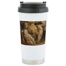 crayfishtag Travel Coffee Mug