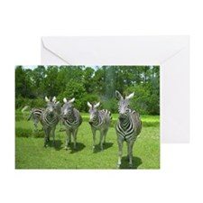WHERES THE PARTY? Greeting Card
