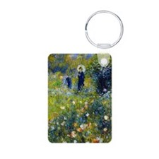 K/N Renoir Parasol Keychains
