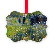 PC Renoir Parasol Ornament
