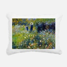 PC Renoir Parasol Rectangular Canvas Pillow