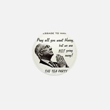 MESSAGE TO HARRY t-shirts Mini Button
