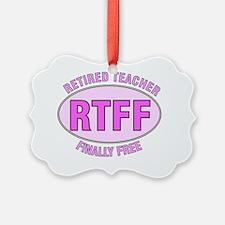 RTFF Ornament