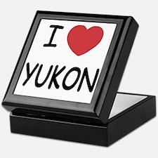 YUKON Keepsake Box