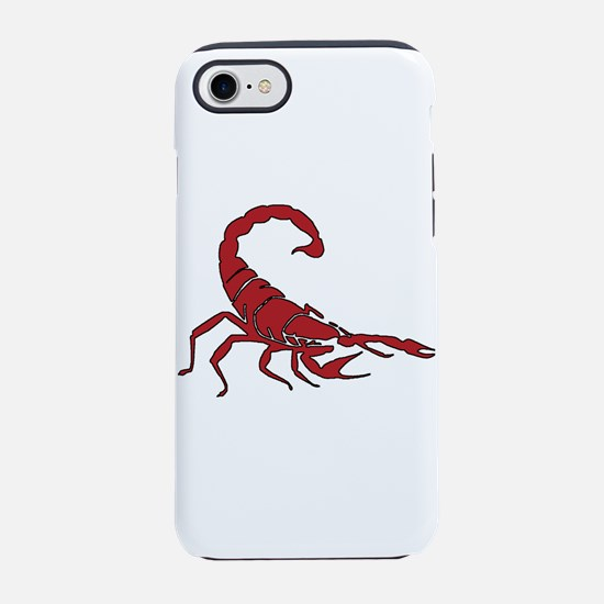 Red Scorpion iPhone 7 Tough Case