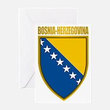 Bosnia-Herzegovina COA Greeting Card