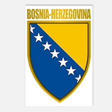 Bosnia-Herzegovina COA Postcards (Package of 8)