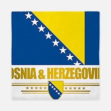 BosniaHerzegovina (Flag 10)2 Queen Duvet