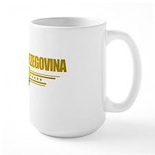 BosniaHerzegovina (Flag 10) pocket 2 Mug