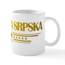 Srpska (Flag 10) pocket 2 Mug