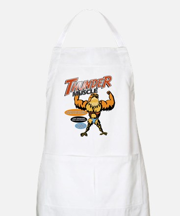 tHUNDER MUSCLE FRONT Apron