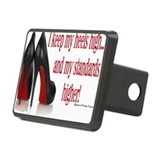 High heel Hitch Covers