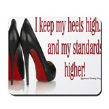 High heel Classic Mousepad