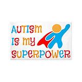Autism 3x5 Rugs