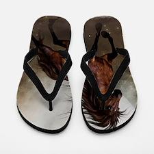bh_shower_curtain Flip Flops
