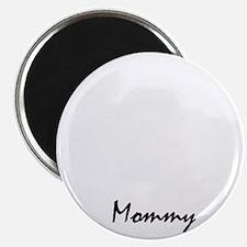 shih tzu mom property white Magnet