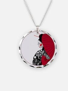 geishatshirt Necklace