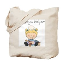 mommys helper cooking Tote Bag