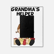 grandmas helper baking Picture Frame