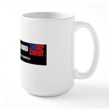 I make up my own mind Mug