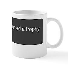 PS3 Trophy-Born Mug