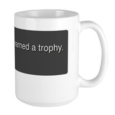 PS3 Trophy-Born Mug