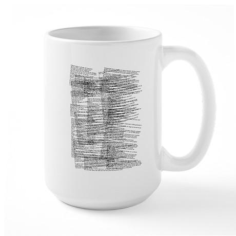 Large Spam Mug
