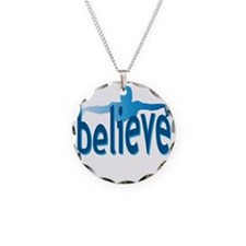 cp_believeswimming Necklace