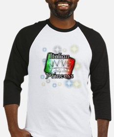 italianprincess Baseball Jersey