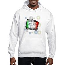 italianprincess Hoodie Sweatshirt
