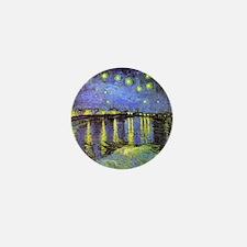 starry-night-over-rhoneSC1 Mini Button