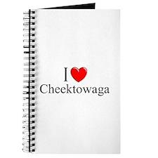 """I Love Cheektowaga"" Journal"