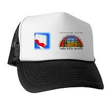 CP12VF_drink2onesideMug Trucker Hat