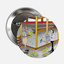 """6100_inspection_cartoon 2.25"""" Button"""