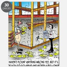 6100_inspection_cartoon Puzzle
