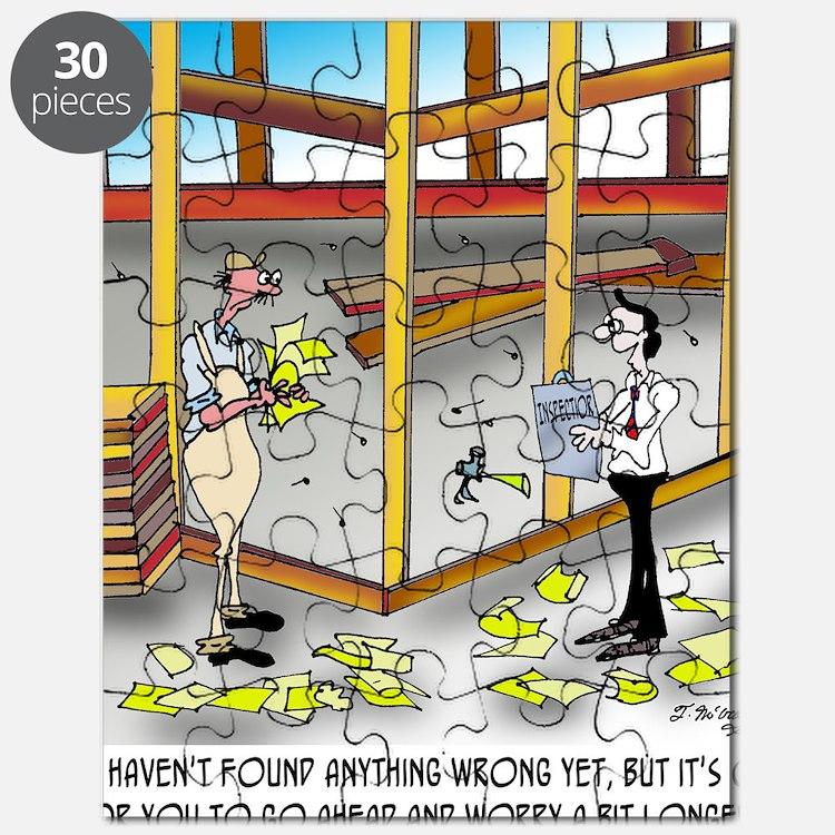 6100_inspection_cartoon Puzzle