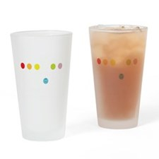 autism angle wh Drinking Glass