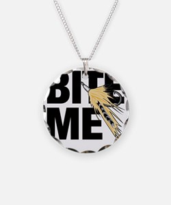 bite me fishing Necklace