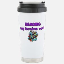 beading brains Travel Mug